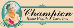 Champion Home Health Care, Inc.